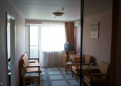 zyznowski.pl - pewnego razu wkijowie, 2008 - pokoj hotelowy