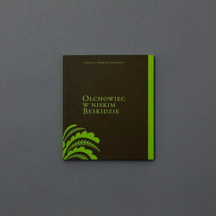www.zyznowski.pl - Olchowiec wNiskim Beskidzie - okładka